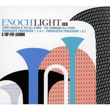 (Persuasive Percussion 1, 2, 3/Provocative 1,2 by LIGHT,ENOCH / SNYDER,TERRY & THE ALL-STARS (2011-06-14))
