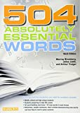 img - for 504 Absolutely Essential Words book / textbook / text book