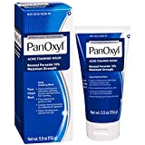 PanOxyl Acne Foaming Wash Benzoyl Peroxide