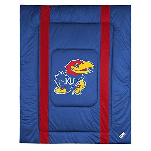 Kansas Jayhawks Comforter - 7