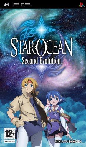 Star Ocean: Second Evolution - PSP