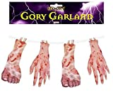 Garland Gory for Halloween Decorations - Size: 180cm