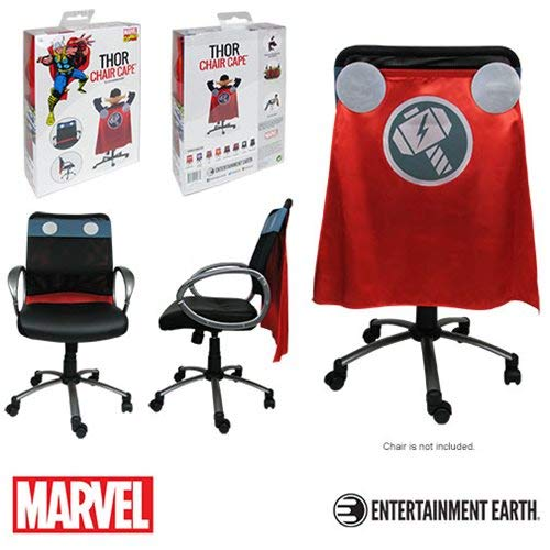 Entertainment Earth Thor Chair Capes -