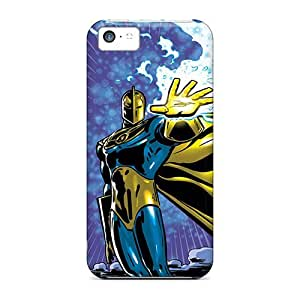 Brand New 5c Defender Case For Iphone (doctor Fate I4)