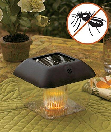Mosquito Repellant Solar Light