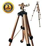 Best Impact Sprinklers - Brass Impact Tripod Sprinkler with Heavy Duty Brass Review