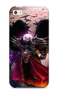 Case Cover Dark Angel/ Fashionable Case For Iphone 5c