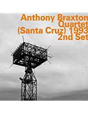Anthony Braxton - Santa Cruz 1993 2nd Set