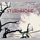 Sturmhöhe Hörspiel von Emily Brontë Gesprochen von: Sebastian Blomberg, Jens Wawrczeck, Franziska Wulf
