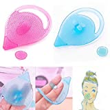Excellent.advanced® Silicon Brush Blackhead Remover Pore Cleanser Facial Care Cleansing Face Pad