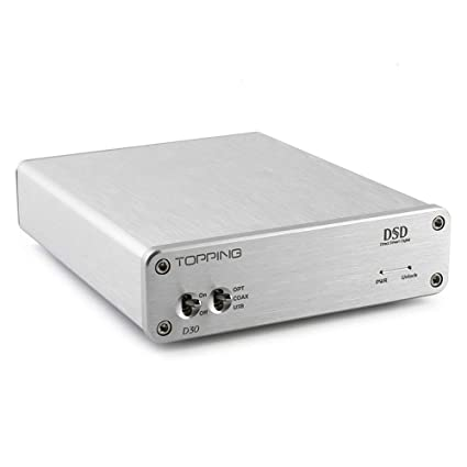 RELLENO TP-D20 24/96 Bit High-multifunción USB Decodificador Decodificador coaxial óptico