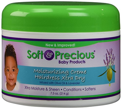 - Soft & Precious Baby Products Moisturizing Creme Hairdress Xtra Dry 7.5oz