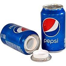 Pepsi Cola 12 fl oz Diversion Hidden Safe Stash Can + 1 Free Laptop Sticker
