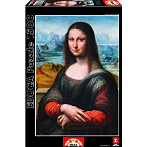 Educa 16011 1500 Museo Dei Prado Gioconda