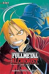 Fullmetal Alchemist, Vol. 1-3 (Fullmetal Alchemist 3-in-1)