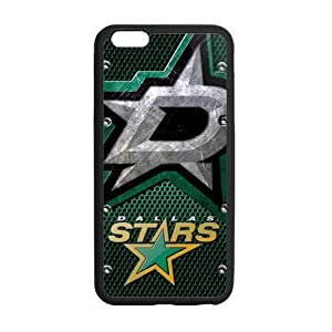 New Gift Dallas Stars Durable Case for Iphone 6 5.5 Snap On BY supermalls
