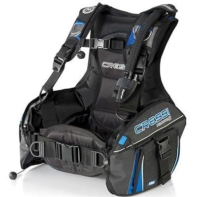 Cressi Aquapro BCD, Buoyancy Compensator Scuba BC - XL