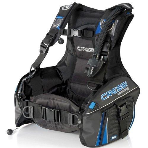 Cressi Aquapro BCD, Buoyancy Compensator Scuba BC - LG