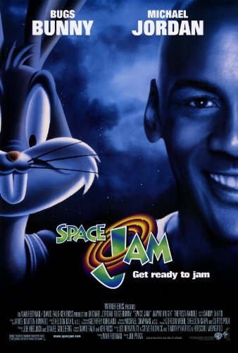 Space Jam POSTER Movie (27 x 40 Inches - 69cm x 102cm) (1996) (Style D)