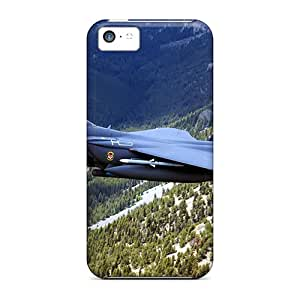 Golden-Campass Case Cover For Iphone 5c Ultra Slim Case Cover