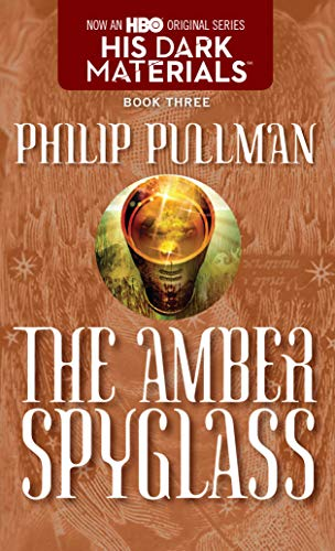 Book : The Amber Spyglass: His Dark Materials - Phili (8157)