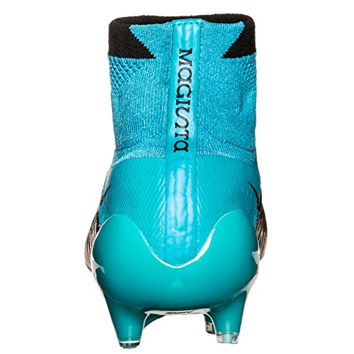 De Turquoise Nike Chaussures Magista Obra Lthr Black Homme Foot Fg xn1np6wz