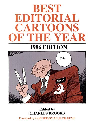 Best Editorial Cartoons of the Year: 1986 Edition (Best Political Cartoons Of The Year)
