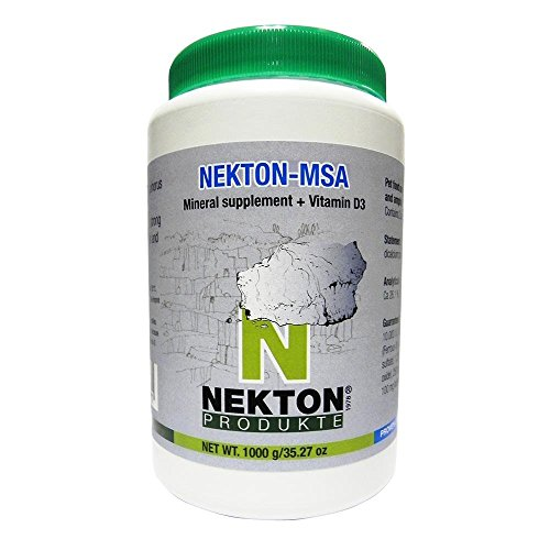 Nekton MSA High-Grade Mineral Supplement for Pets 1000g by Nekton