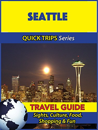 Seattle Travel Guide (Quick Trips Series): Sights, Culture, Food, Shopping & - Shopping Seattle