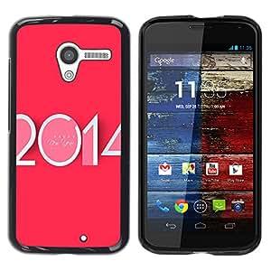 - Voyage - - Hard Plastic Protective Aluminum Back Case Skin Cover FOR Motorola Moto X 1ST Gen Queen Pattern