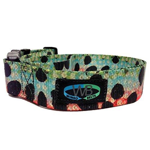 Trout Belt (Wingo Belts Rainbow Trout Wading)