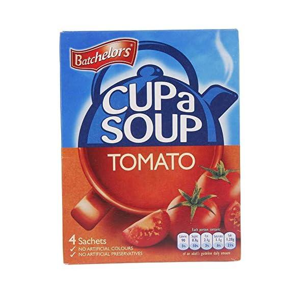 Batchelor's Cup a Soup 4 Sachets - Tomato, 93 g