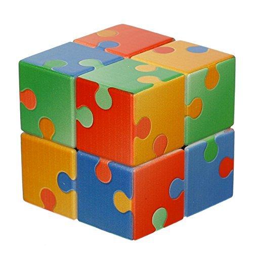 V-Cube Jigsaw 2 Cube Toy