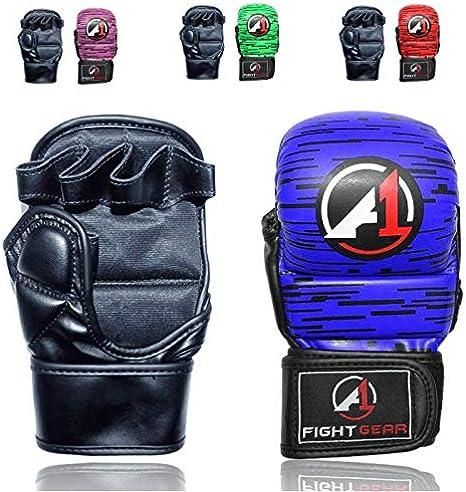 Farabi Semi Pro MMA 7-oz Gloves Boxing Sparring Compitiion