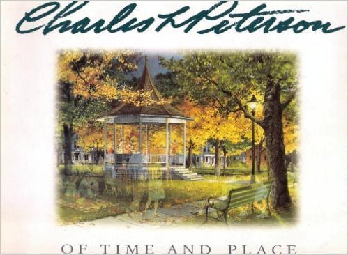 Charles White Art Prints - Charles L Peterson: Of Time and Place