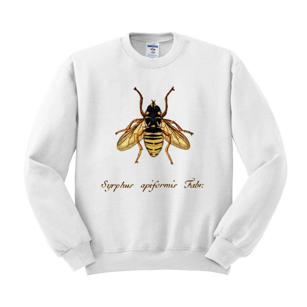 Vintage Bee Graphic Unisex 1236 Shirts