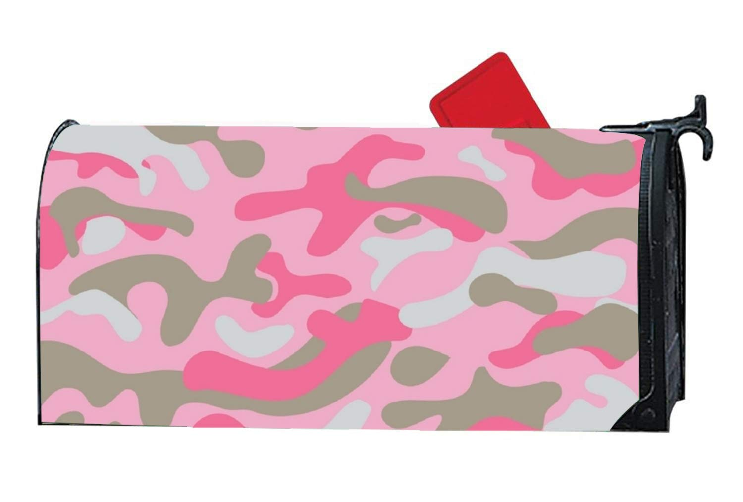 Rust-Proof Mail Box Covers Light Pink Camo Mailbox Makeover Cover