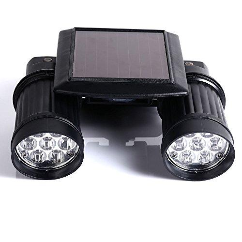 solar car port lights - 7