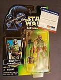 Jeremy Bulloch signed autograph Star Wars Boba Fett POTF Figurine PSA Certified