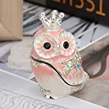 Natruss Owl Decoration, High-Grade Home Decor Owl