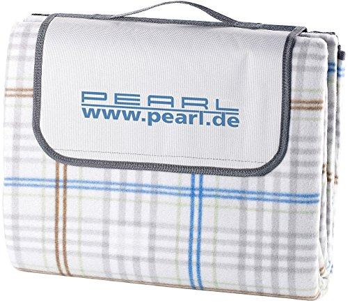 PEARL-Wasserdichte-XXL-Picknick-Decke-aus-Fleece-25-x-2-m