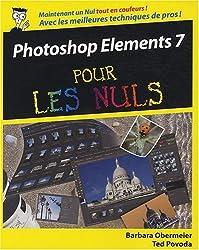 Photoshop Elements 7 pour les nuls