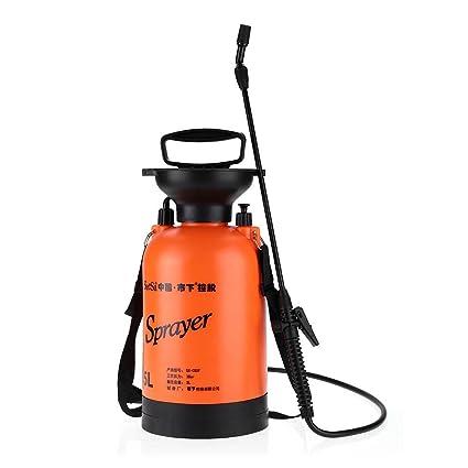 Yosooo - Pulverizador de presión para jardín, para fertilizantes químicos, herbicidas, jardín, tipo de presión de aire con correa de hombro para uso en ...