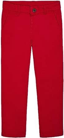 Mayoral, Pantalón para niño - 0513, Rojo