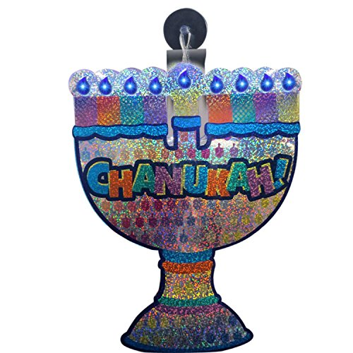 Light Up Outdoor Menorah
