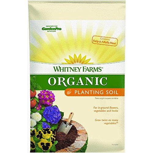 The Scotts Miracle Gro Company 10101-72101 1 Cu Ft. Whitney Farms Organic Planting Soil