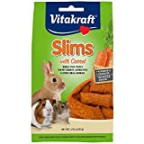 Vitakraft Pet Rabbit Slims With Carrot - Nibble