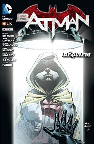 Descargar Libro Batman Núm. 09 ) Scott Snyder