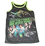 Star Wars Action Boys Tank Top Size 5/6