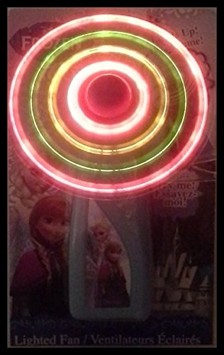 Disney Frozen Light Up Fan